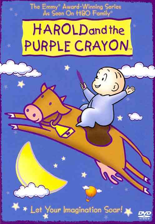 HAROLD AND THE PURPLE CRAYON:LET YOUR BY MATHEUS,CONNOR (DVD)