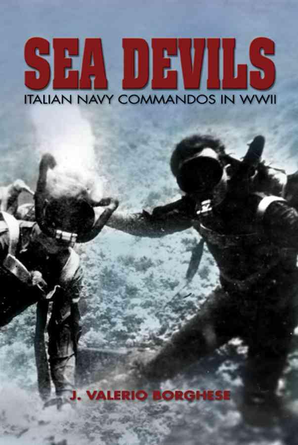 Sea Devils By Borghese, Iunio Valerio/ Cleugh, James (TRN)/ Coletta, Paolo E. (INT)
